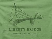 Liberty Bridge Greenville, SC
