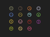 Elements as Icons