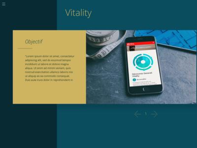 Website design minimal