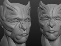 Creature W.I.P: Legacy of Kain Remix