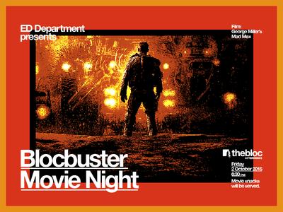 Movie Night Invite