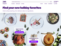 Cook with Jet - Landing Page