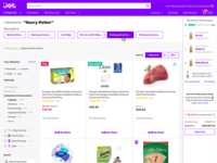 Jet - Product List Page