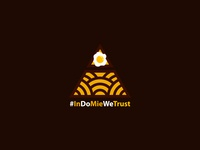 InDoMieWeTrust Logo