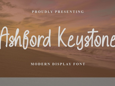 Ashford Keystone Font logo illustration design handwritten font unique graphicdesign handlettering branding display font
