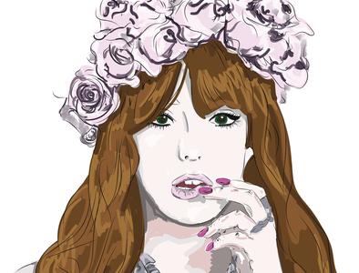 Fashion Illustration: Watercolor