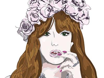 Fashion Illustration: Watercolor illustrator art illustrator cc drawing illustration art illustration
