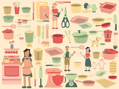 Kickstart kitchen