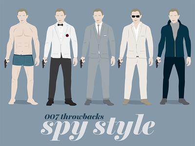 Spy style