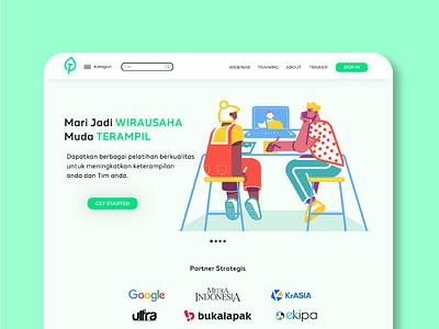 Fresh Web Design animation 3d motion graphics logo graphic design icon app vector branding ui illustration design