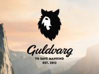 Guldvarg family emblem