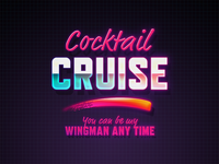 Cocktail Cruise Logo Refreshed