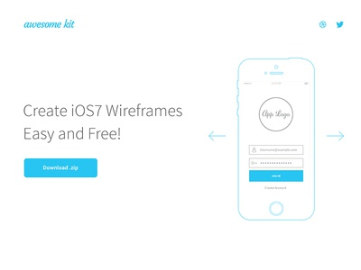 Awesome UX Kit 1.0, Now Available - FREE