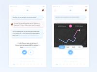 Uber integration with Messenger UI