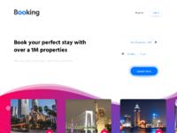 Booking reg