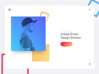 Designer's Portfolio Website