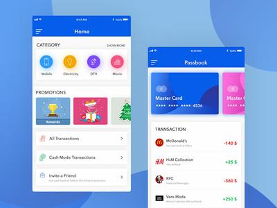 Payment App Screen app app development payment app mobile app development