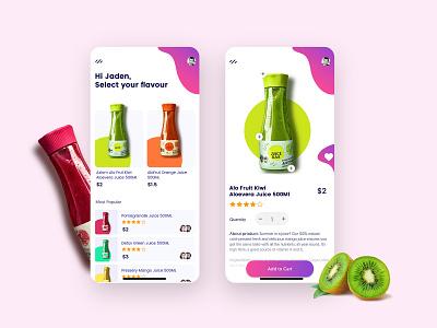 Food App  - AppsChopper ux ui ios app android app designs app development company appschopper app development mobile app mobile app development