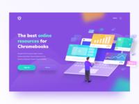 Chromebooks Hero
