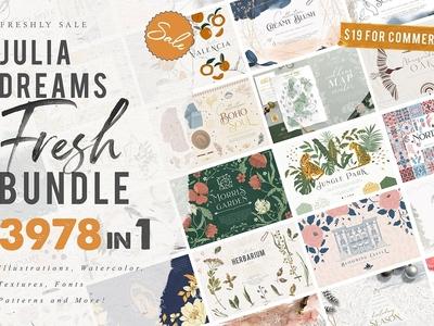 3978 In 1   Graphic Fresh Bundle