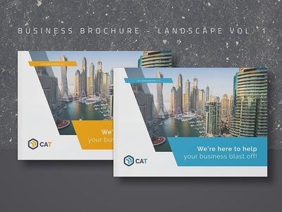 Landscape Business Brochure Vol. 1