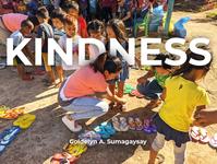 Kindness Slide Cover Page