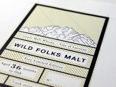 Wild Folks Malt