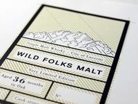 Wild Folks Malt