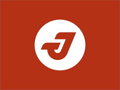 JustConsult | Logo design minimalistic circle romanian unique geometric red passport citizenship company legal consulting vector illustration minimal logo identity graphic design design creative branding