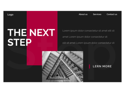 The next step Template - 2