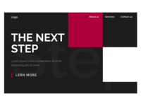 The next step Template - 4