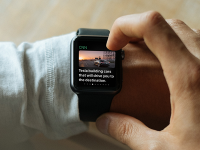 Watchup Apple Watch