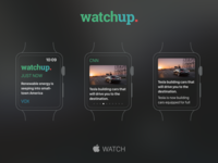 Watchup - Apple Watch