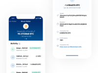 Lisk Mobile - Bitcoin Integration