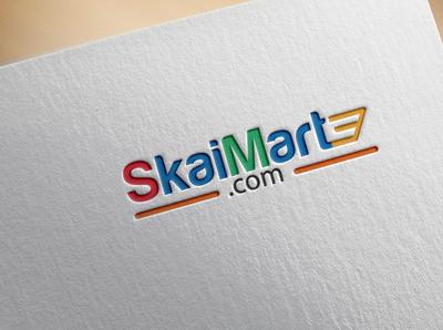 Skaimart | Ecommerce website logo