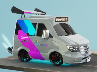 Arriva Click Van model