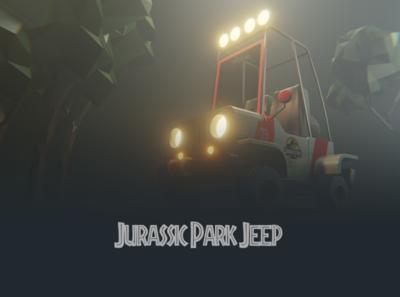 Jurrasic Jeep