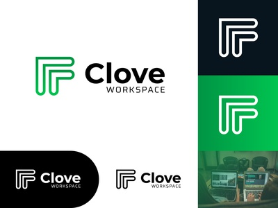 Clove Workspace - Logo Design