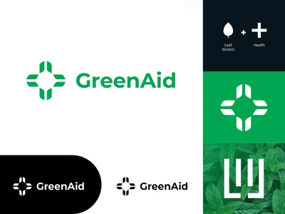 GreenAid - Logo Design