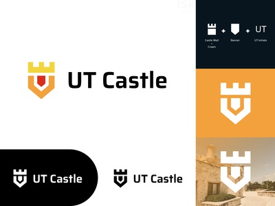 UT Castle - Logo Design