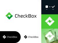 CheckBox - Logo Design