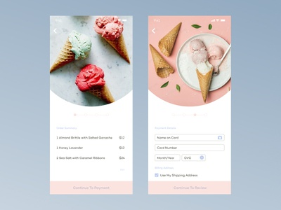 Check Out – Salt and Straw