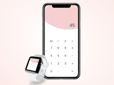 Calculator – Mobile & Apple Watch