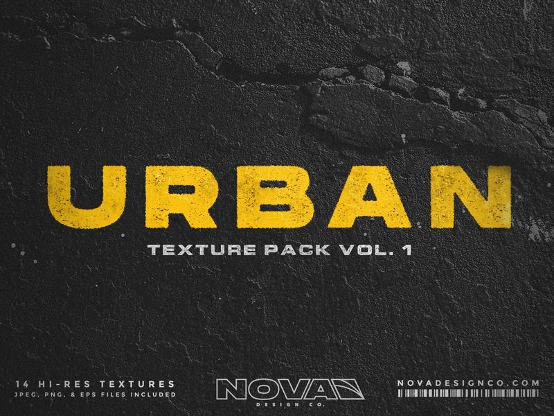 Urban Texture Pack Vol. 1 - FREE Download vector freebies freebie free textures design
