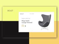 BOLET - Furniture WebSite