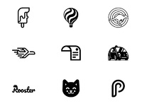 Pavlo plakhotia daily logo challenge the best nine dribbble