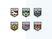 Kanban Team Logos