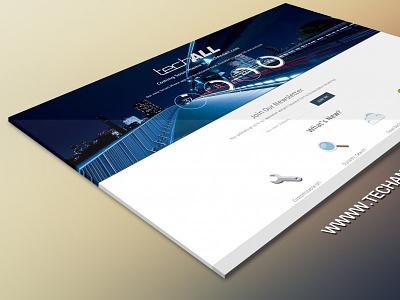Website Prospective Showcase Mockup PSD website showcase psd freebie perspective homepage