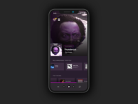 Music Player (mobile)