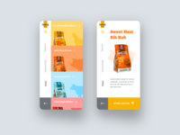 Twist'd Q BBQ Mobile Redesign